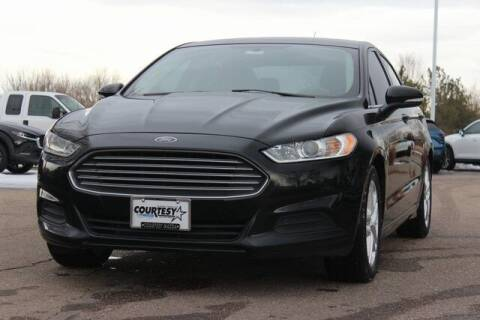 2016 Ford Fusion for sale at COURTESY MAZDA in Longmont CO