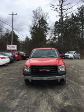 2008 GMC Sierra 1500 for sale at B & B GARAGE LLC in Catskill NY