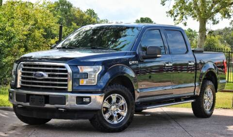 2016 Ford F-150 for sale at Texas Auto Corporation in Houston TX
