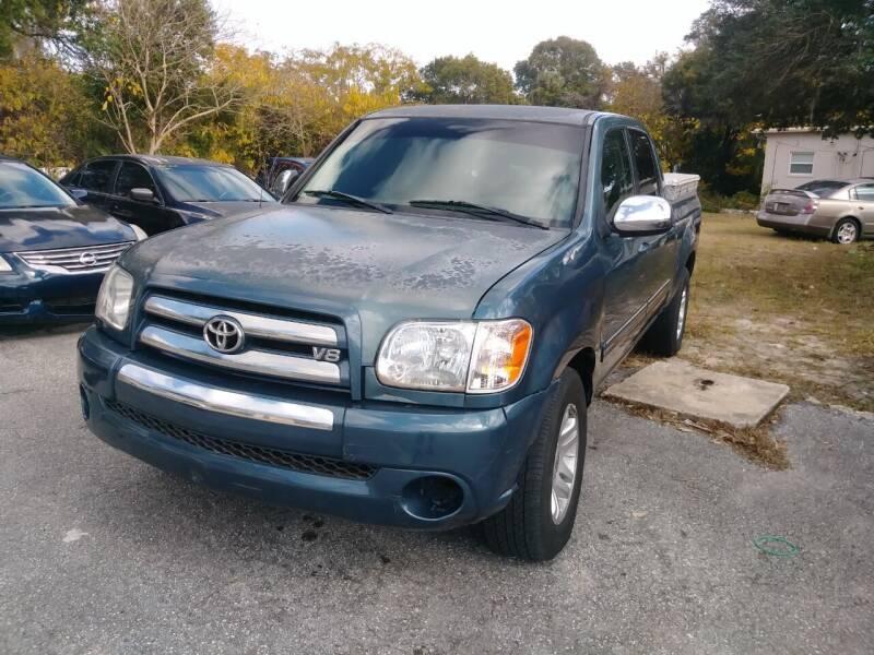 2006 Toyota Tundra for sale at U-Safe Auto Sales in Deland FL