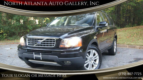 2010 Volvo XC90 for sale at North Atlanta Auto Gallery, Inc in Alpharetta GA