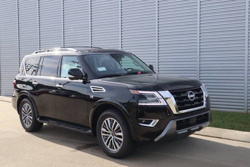 2022 Nissan Armada for sale in Picayune, MS