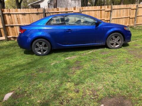 2012 Kia Forte Koup for sale at GDT AUTOMOTIVE LLC in Hopewell NY
