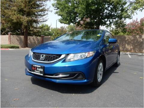 2015 Honda Civic for sale at A-1 Auto Wholesale in Sacramento CA