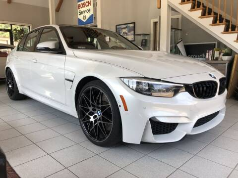 2018 BMW M3 for sale at Village European in Concord MA