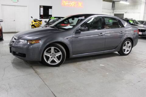 2004 Acura TL for sale at R n B Cars Inc. in Denver CO