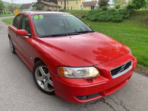 2005 Volvo S60 R for sale at Trocci's Auto Sales in West Pittsburg PA