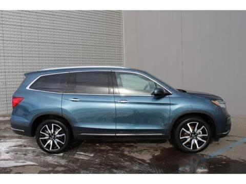 2019 Honda Pilot for sale at Platinum Car Brokers in Spearfish SD