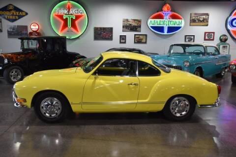 1971 Volkswagen Karmann Ghia for sale at Choice Auto & Truck Sales in Payson AZ