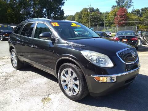 2012 Buick Enclave for sale at Import Plus Auto Sales in Norcross GA