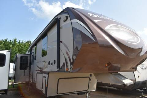 2015 Heartland Sundance 3380RL for sale at Buy Here Pay Here RV in Burleson TX