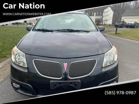 2007 Pontiac Vibe for sale at Car Nation in Webster NY