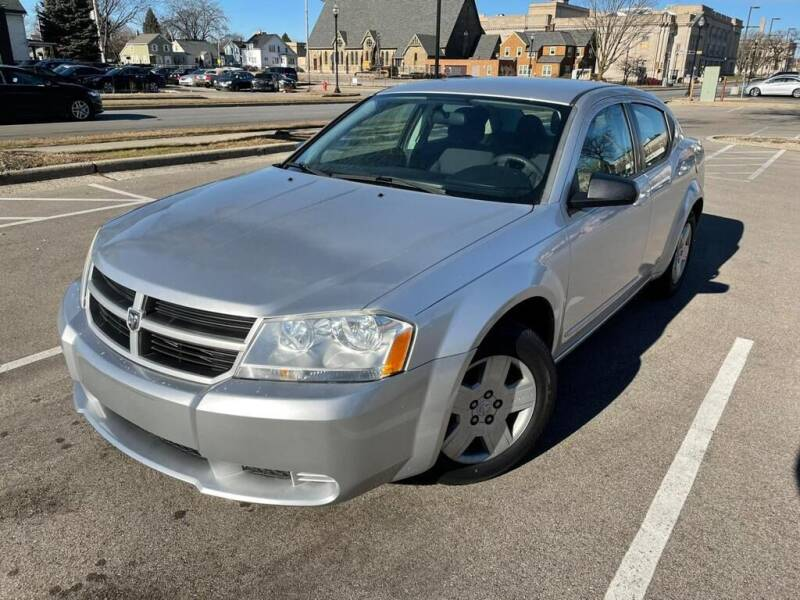 2010 Dodge Avenger for sale at Your Car Source in Kenosha WI