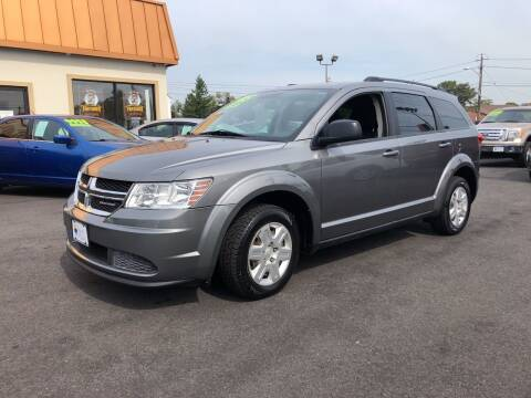 2012 Dodge Journey for sale at Majestic Automotive Group in Cinnaminson NJ