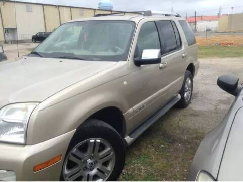 2007 Mercury Mountaineer for sale at Jerry Allen Motor Co in Beaumont TX