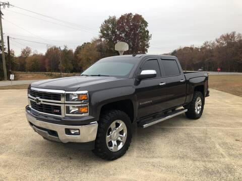 2014 Chevrolet Silverado 1500 for sale at Priority One Auto Sales in Stokesdale NC