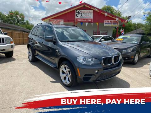 2013 BMW X5 for sale at Coqui Auto Sales in La Feria TX