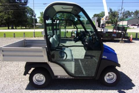 2015 Club Car Utility Carry All 300 48 Volt for sale at Area 31 Golf Carts - Electric Utility Carts in Acme PA