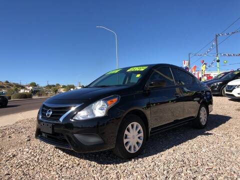2019 Nissan Versa for sale at 1st Quality Motors LLC in Gallup NM
