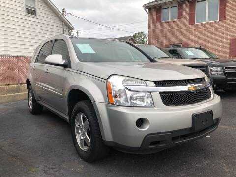 2008 Chevrolet Equinox for sale at Rine's Auto Sales in Mifflinburg PA