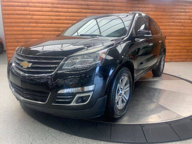 2016 Chevrolet Traverse for sale at Dixie Imports in Fairfield OH