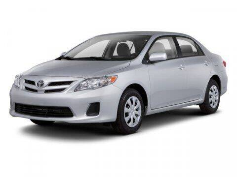 2012 Toyota Corolla for sale at DAVID McDAVID HONDA OF IRVING in Irving TX