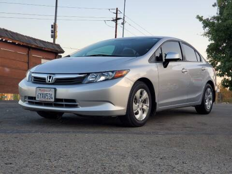 2012 Honda Civic for sale at Gold Coast Motors in Lemon Grove CA