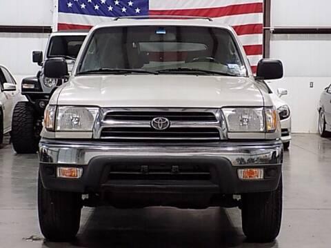 1999 Toyota 4Runner for sale at Texas Motor Sport in Houston TX