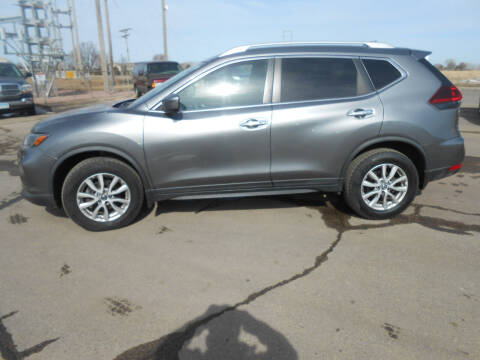 2018 Nissan Rogue for sale at Salmon Automotive Inc. in Tracy MN