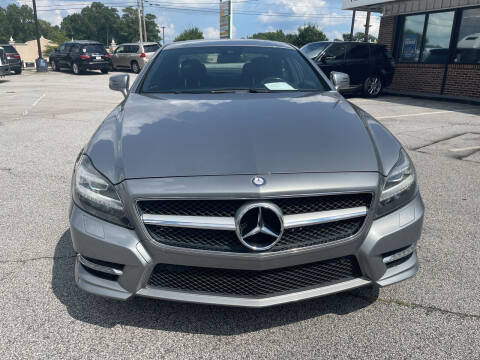 2014 Mercedes-Benz CLS for sale at Trust Autos, LLC in Decatur GA