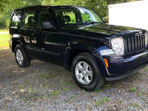 2012 Jeep Liberty for sale at Victory Auto Sales in Randleman NC