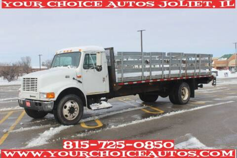 2001 International 4700 for sale at Your Choice Autos - Joliet in Joliet IL