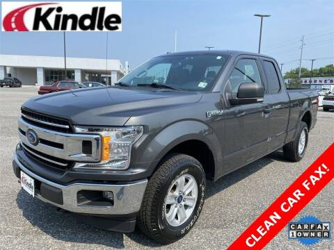 2018 Ford F-150 for sale at Kindle Auto Plaza in Cape May Court House NJ