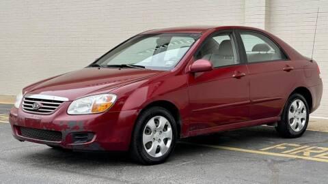 2007 Kia Spectra for sale at Carland Auto Sales INC. in Portsmouth VA