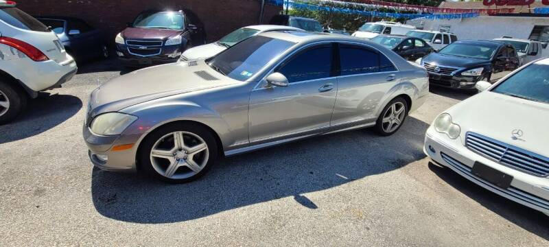 2007 Mercedes-Benz S-Class for sale at Rockland Auto Sales in Philadelphia PA