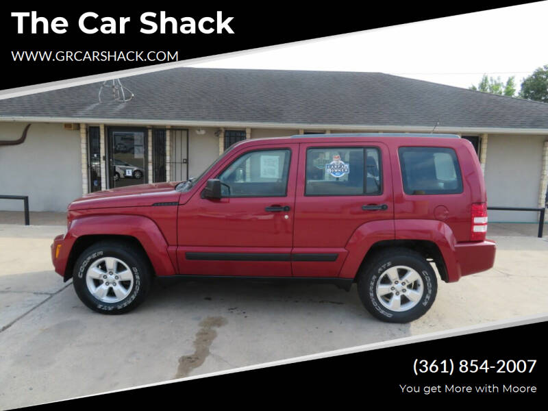 2012 Jeep Liberty for sale at The Car Shack in Corpus Christi TX