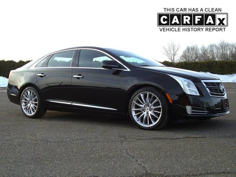 2014 Cadillac XTS for sale at Atlantic Car Company in East Windsor CT