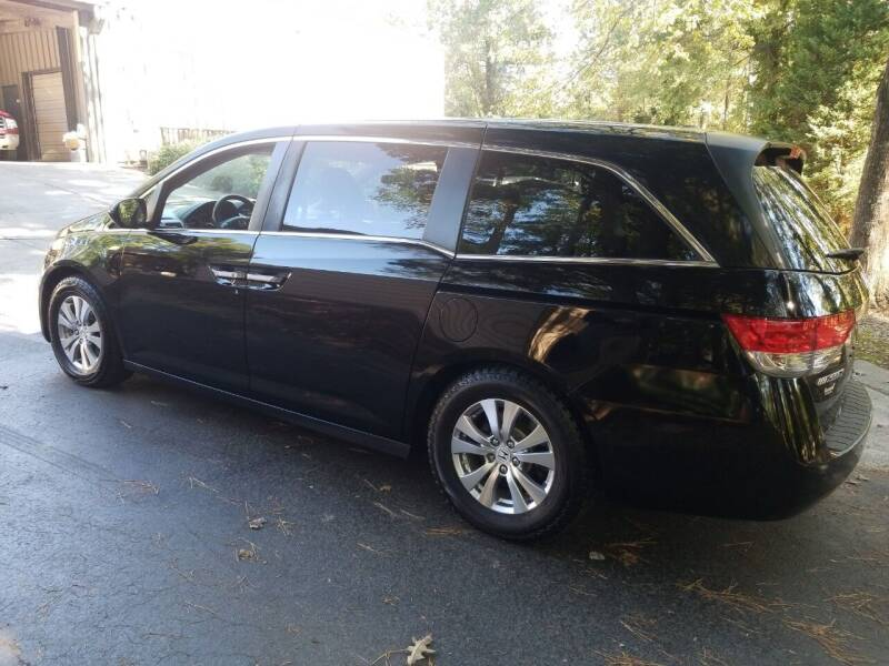 2014 Honda Odyssey for sale at European Performance in Raleigh NC