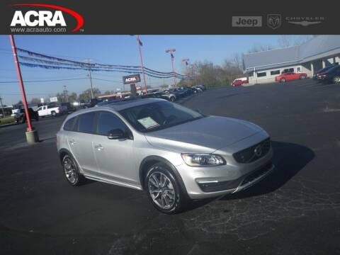 2017 Volvo V60 Cross Country for sale at BuyRight Auto in Greensburg IN