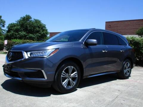 2017 Acura MDX for sale at Italy Auto Sales in Dallas TX