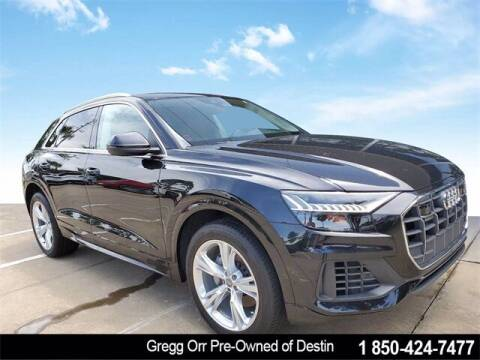 2019 Audi Q8 for sale at Gregg Orr Pre-Owned of Destin in Destin FL