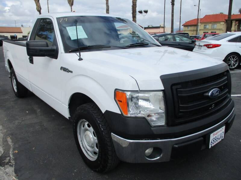 2014 Ford F-150 for sale at F & A Car Sales Inc in Ontario CA