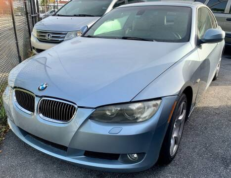 2010 BMW 3 Series for sale at Naber Auto Trading in Hollywood FL