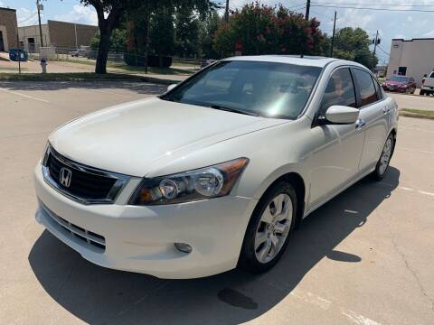 2010 Honda Accord for sale at Sima Auto Sales in Dallas TX