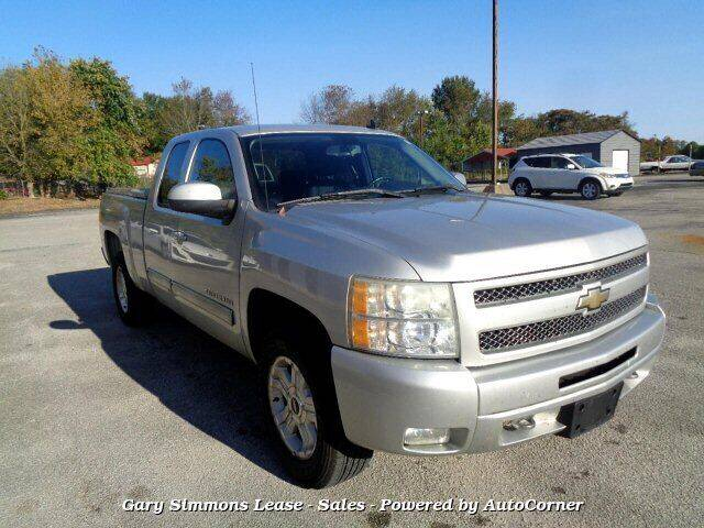 2010 Chevrolet Silverado 1500 for sale at Gary Simmons Lease - Sales in Mckenzie TN