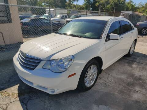 2009 Chrysler Sebring for sale at Advance Import in Tampa FL
