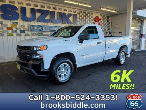 2019 Chevrolet Silverado 1500 for sale at BROOKS BIDDLE AUTOMOTIVE in Bothell WA