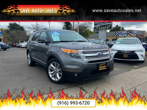2014 Ford Explorer for sale at Save Auto Sales in Sacramento CA