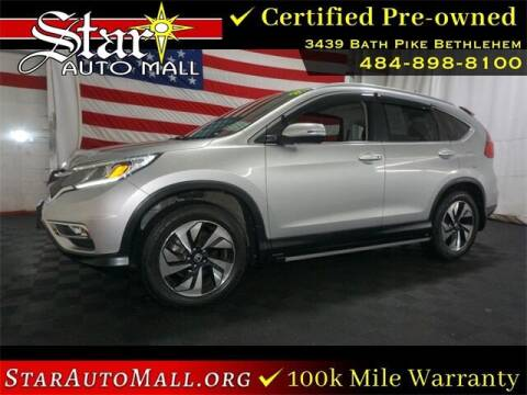 2015 Honda CR-V for sale at STAR AUTO MALL 512 in Bethlehem PA