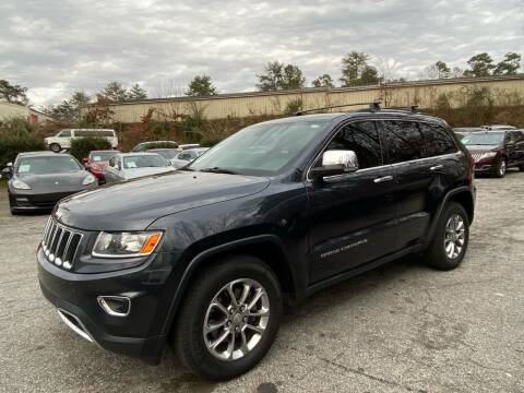 2014 Jeep Grand Cherokee for sale at Car Online in Roswell GA